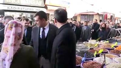 Bakan Kasapoğlu'na 'çılgın davulcu' gösterisi - UŞAK