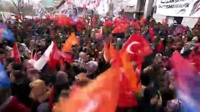 Cumhurbaşkanı Erdoğan: 'Kardeş kavgasına sürüklüyorlar. Paraları Kandil'e gönderdiler'