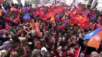 Cumhurbaşkanı Erdoğan: '(Tanzim satışlar) Bay Kemal rahatsız olsan da olmasan da biz sömürücülere bu ülkede hayat hakkı tanımayacağız' - ARDAHAN