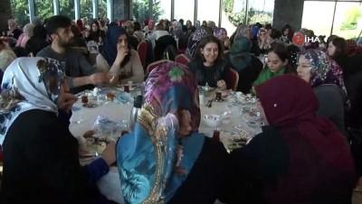 """Fatih Belediye Başkan Adayı Turan: """"Fatih, çocuklarımızın spora rahat erişebildiği ilçelerin başında gelecek'"""