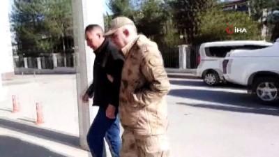 - Jandarmadan şafak operasyonu: 2 gözaltı