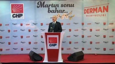 Kılıçdaroğlu: 'Belediye başkanımız makamına oturduğu zaman, hiç kimsenin işiyle aşıyla ekmeğiyle oynamayacak' - UŞAK