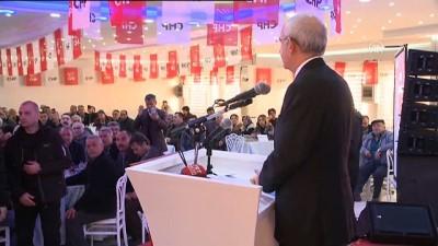 Kılıçdaroğlu: 'Demokrasiyi saydam kılan, güçlü kılan unsur seçimle gelenlerin topluma hesap vermesidir' - UŞAK