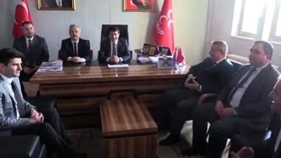 MHP Genel Başkan Yardımcısı Aksu - KIRKLARELİ
