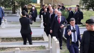 TBMM Başkanı Şentop'un ziyaretleri - TEKİRDAĞ