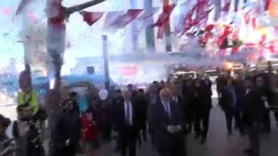 """TBMM Başkanvekili Bilgiç'ten başkan adaylarına """"Sizin burada ne işiniz var?"""" çıkışı"""