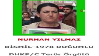 'Yeşil' ve 'Gri' listedeki DHKP-C'li teröristler adliyeye sevk edildi