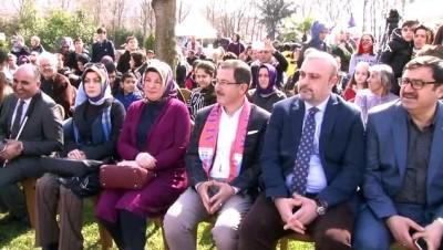 Alibeyköy'de Meşhur Lezzetler Festivali'ne yoğun ilgi