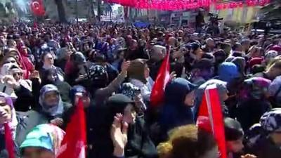 Bahçeli: 'Atatürk'ün partisi terör örgütleriyle düşüp kalkmaktadır' - BİLECİK