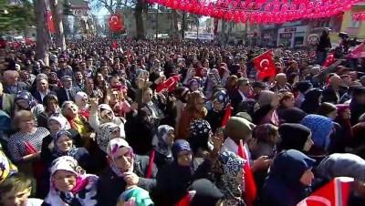 Bahçeli: 'Gerçek CHP'lilere sesleniyorum; vazgeçin bu Kemal Kılıçdaroğlu'ndan' - BİLECİK