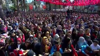 Bahçeli: 'Türkiye'yi karanlığa itmek istiyorlar' - BİLECİK