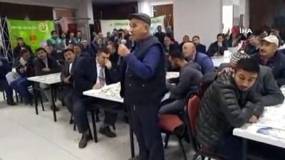 """Bakan Yardımcısı Akif Özkaldı: 'İlacımızı kendimiz üreteceğiz"""""""