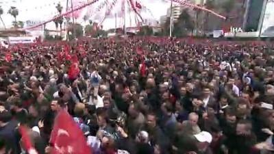 Yok Artık -  Erdoğan: 'Ezan ve bayrak düşmanlarıyla sonuna kadar mücadele edeceğiz'