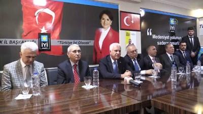 İYİ Parti Genel Başkan Yardımcısı Koray Aydın - UŞAK