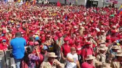 Maduro, ülkedeki elektrik kesintisinden ABD'yi sorumlu tutuyor - CARACAS