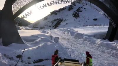 Türkiye'nin ilk kış yarışı Sarıkamış Rallisi tamamlandı (2) - KARS