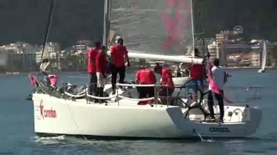 Yat yarışları: Marmaris ERGO-MIYC Kış Trofesi - MUĞLA