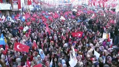 Cumhurbaşkanı Erdoğan: 'Bu güzel şehrin üzerine bir daha terör gölgesi düşürmeyeceğiz' - HAKKARİ