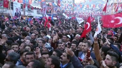 Cumhurbaşkanı Erdoğan: 'Ezanlarımızın ebediyen okunmasına kimse engel olamayacaktır' - HAKKARİ
