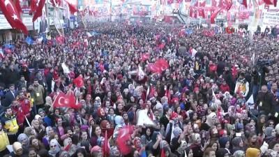 Cumhurbaşkanı Erdoğan: 'HDP'ye oy verenlere değil yönetenlere terörist diyorum'