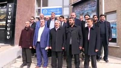 Doğu Anadolu'da 'ezana saygısızlığa' tepki- ERZİNCAN