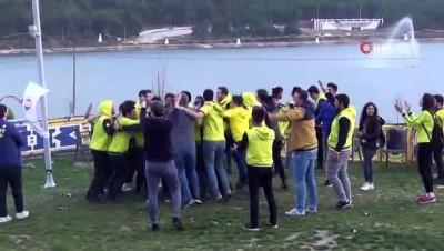 Fenerbahçe Denetim Kurulu Üyesi Selim Çeçen'e Bilecik'te yoğun ilgi