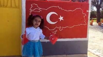 Gaziantep'te duygulandıran İstiklal Marşı klibi