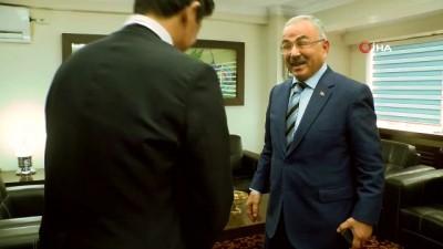 Japonya Büyükelçisi Akio Miyajima: 'Japonya ve Türkiye iyi bir dost'