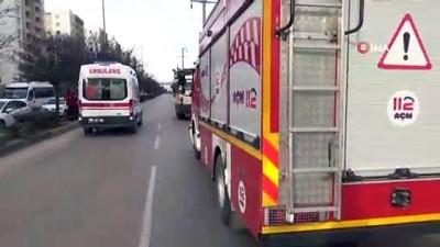 Öğrenci servisi ile midibüs kafa kafaya çarpıştı: 3 yaralı