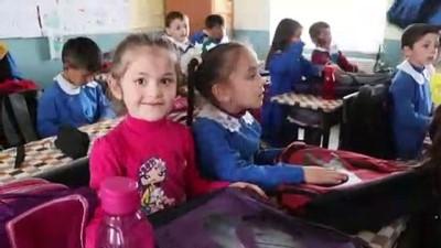 Okulları yenilenen öğrencilerin yüzünde 'güller açtı' - SAMSUN