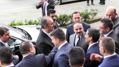 Adalet Bakanı Gül, Rize Adliyesi ve Baro Başkanlığını ziyaret etti