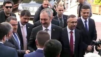 Bakan Gül, Adalet Bakanlığı Personel Eğitim Merkezi'nin Açılışı'na katıldı - RİZE