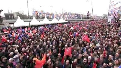 Bakan Turhan: 'Bu hat İstanbul'un tüm raylı sistemlerini birleştiren ana omurgasıdır' - İSTANBUL