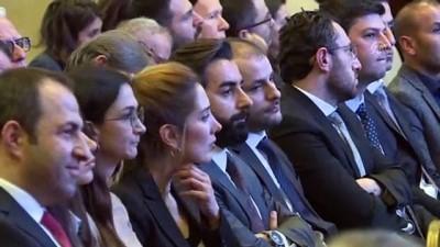 Bölgesel İstişare Toplantısı - DEİK Başkanı Nail Olpak - KOCAELİ