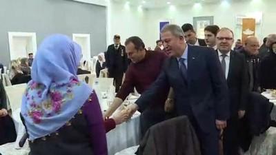 kinali - Cumhurbaşkanı Erdoğan şehit yakınları ve gazilere seslendi- AFYONKARAHİSAR