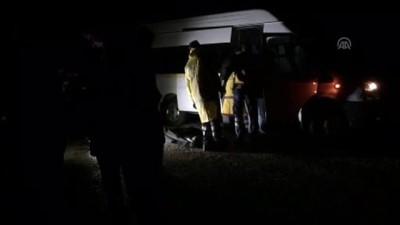 Kırıkkale'de bir kişi öğrenci servisinde ölü bulundu