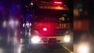 Minibüs iki otomobile çarptı: 21 yaralı - ISPARTA