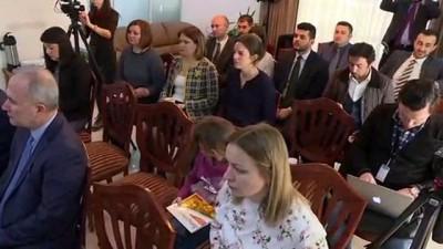 Ukrayna'nın Ankara Büyükelçiliği, Kırım'ın yasa dışı ilhakının 5. yılı konulu panel - ANKARA