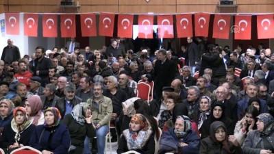 Yavuz Ağıralioğlu: 'Daha çok gayret etmeden bu yurdu toparlayamayız' - GÜMÜŞHANE