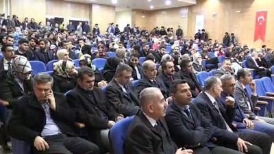 'Anayasa Yargısı ve İnsan Hakları' konulu konferans - BİNGÖL