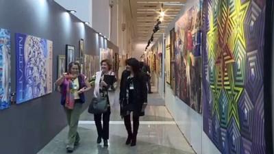 ArtAnkara 5. Çağdaş Sanat Fuarı açıldı - ANKARA
