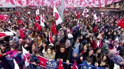 Bahçeli: 'Zillet ittifakının yürüyüşü kaosa doğrudur' - ÇANKIRI