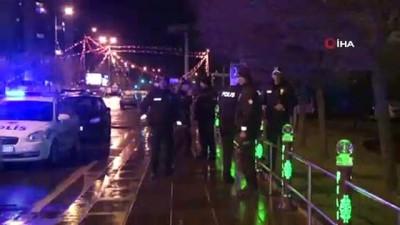 Başkent'te kimlik soran Bekçi'ye ateş açıldı
