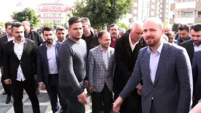Bilal Erdoğan: 'Cumhur İttifakı, egemen güçlere karşı bir birlikteliktir' - ADANA