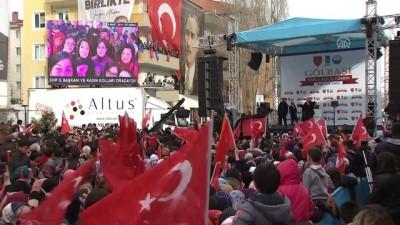 Cumhurbaşkanı Erdoğan: 'PKK ile iş birliği yapanın Türkiye'nin hayrına bir amacı olamaz' - ANKARA