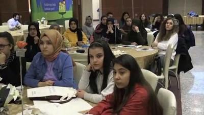 'DigiGirlz 2019' ile kız öğrenciler teknolojiyle buluşuyor - GAZİANTEP