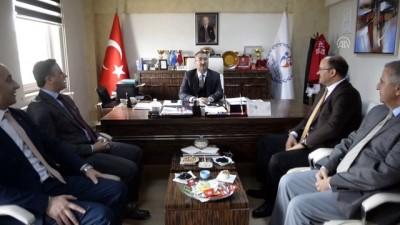 Gençlik ve Spor Bakan Yardımcısı Ersöz, Ardahan'da