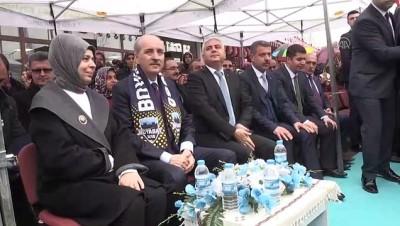 Kurtulmuş: 'Türkiye kendi savunma sistemlerini kuracaktır' - SİNOP