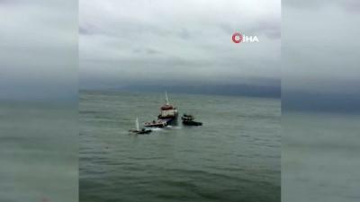 kuru yuk gemisi -  Marmara'da kuru yük gemisi battı