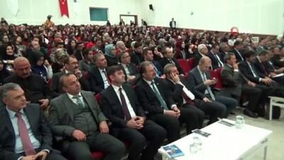 """MEB Talim ve Terbiye Kurulu Başkanı Durmuş: """"Haftalık ders çeşidinde ve saatinde bir azalma üzerinde çalışıyoruz"""""""